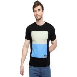 Berlin Half Sleeve Men T-Shirt Black